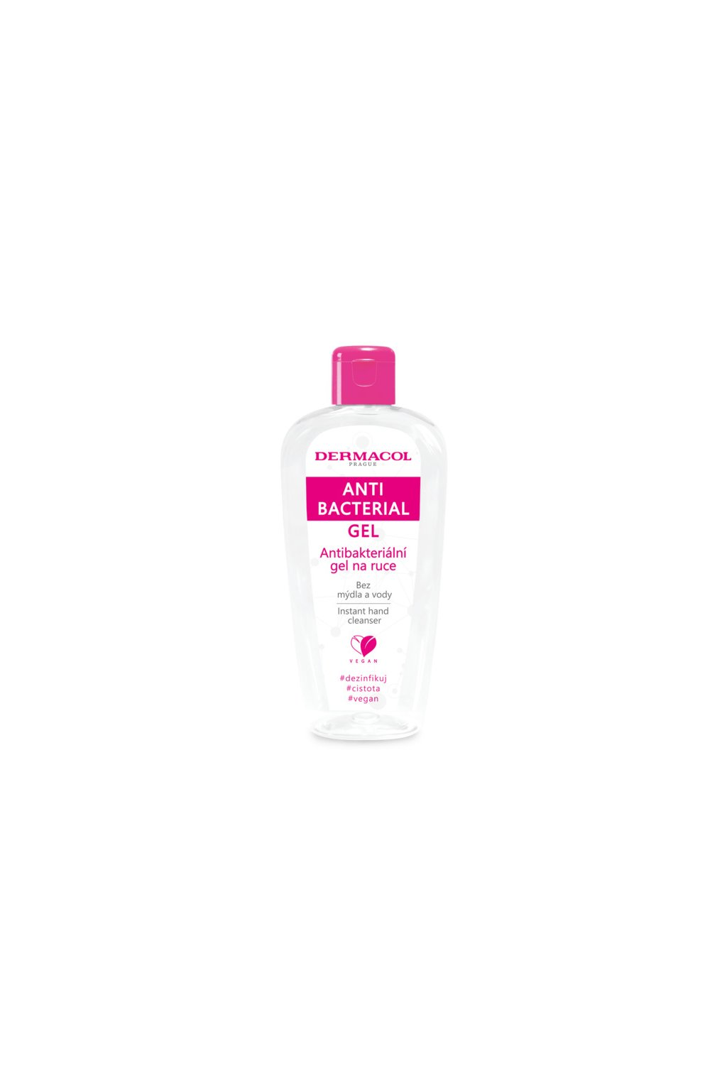 dermacol Antibakterialni gel 200 ml