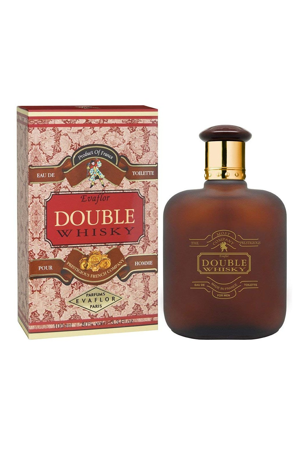 evaflor double whisky toaletni voda pro muze