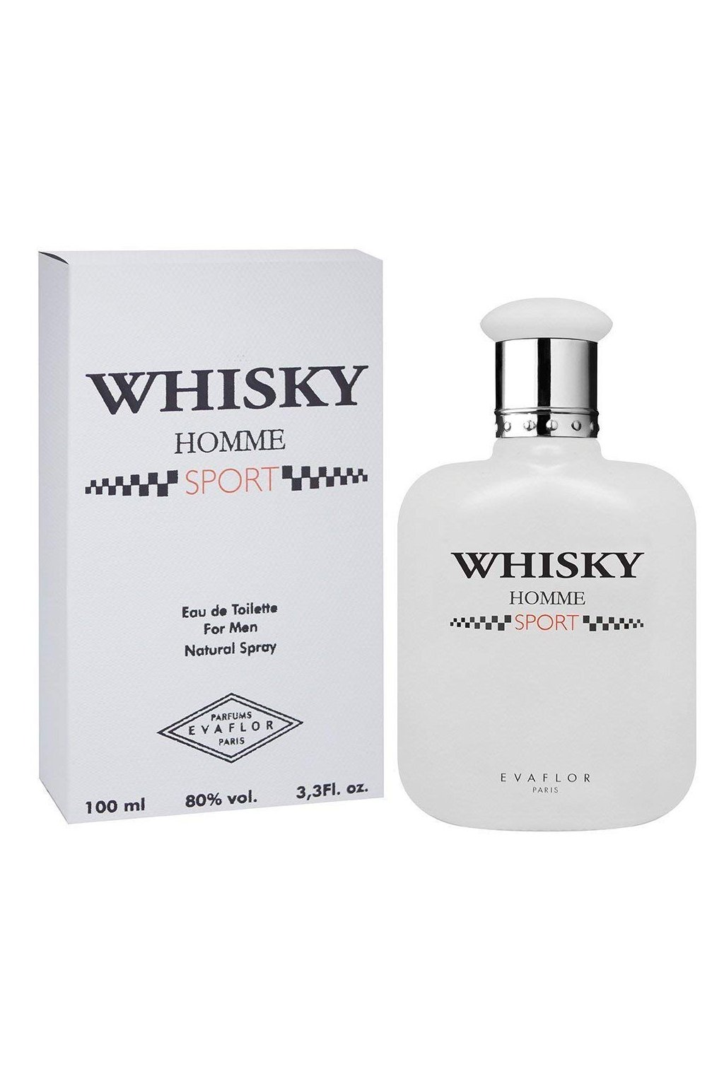evaflor homme sport whisky toaletni voda pro muze