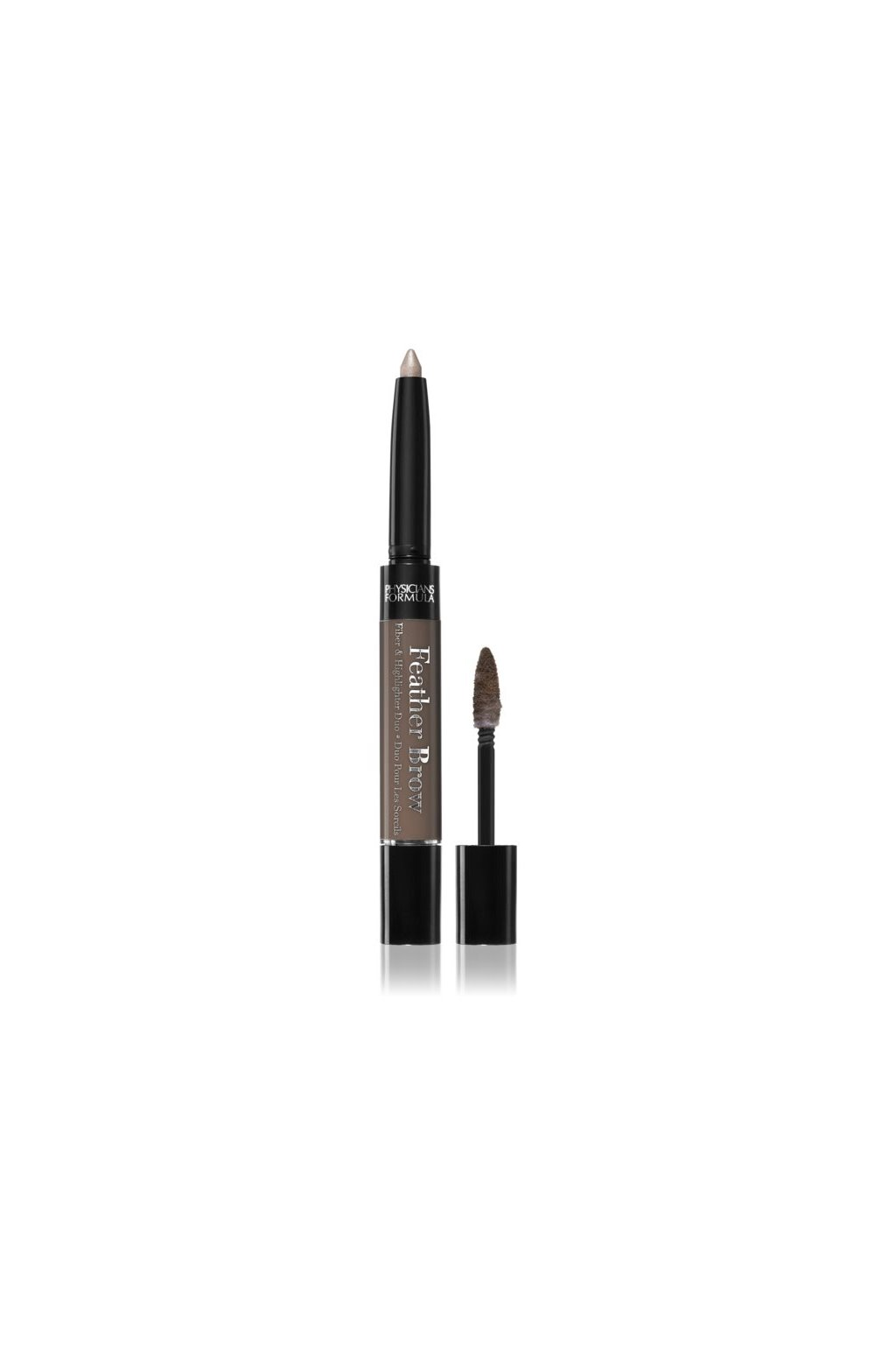 physicians formula eye booster feather brow tuzka a gel na oboci brunette