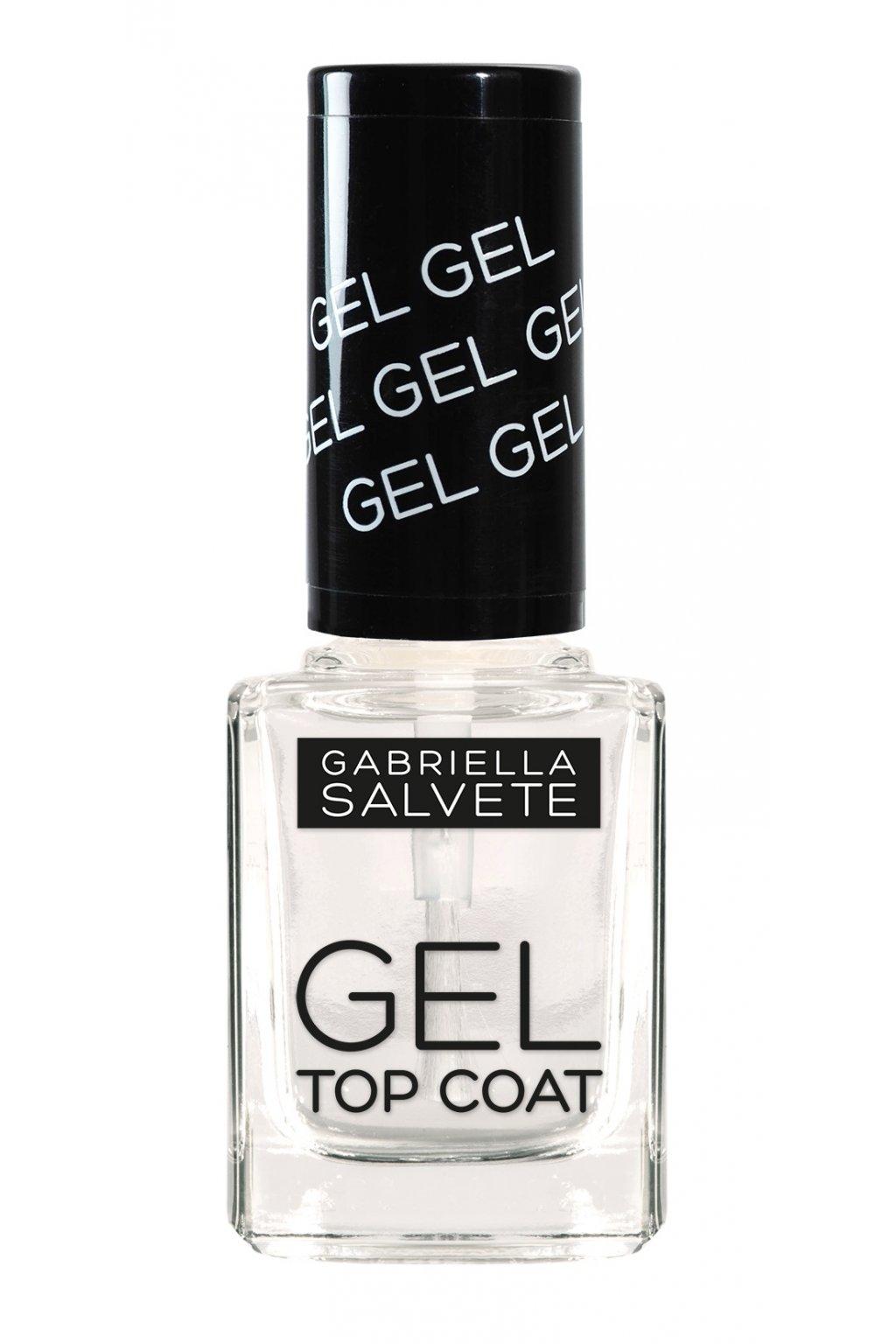 gabriella salvete nail care gel top coat lak na nehty pro zeny 11 ml odstin 15 8595017918254