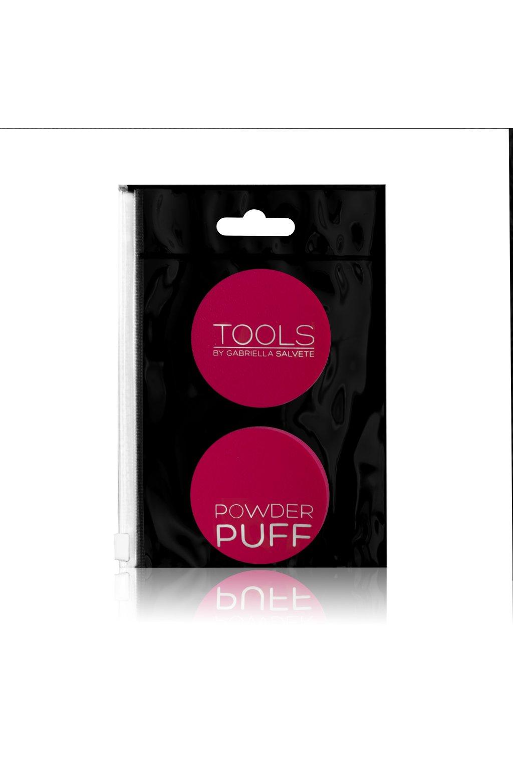 gabriella salvete tools powder puff penovy aplikator pro zeny 2 ks