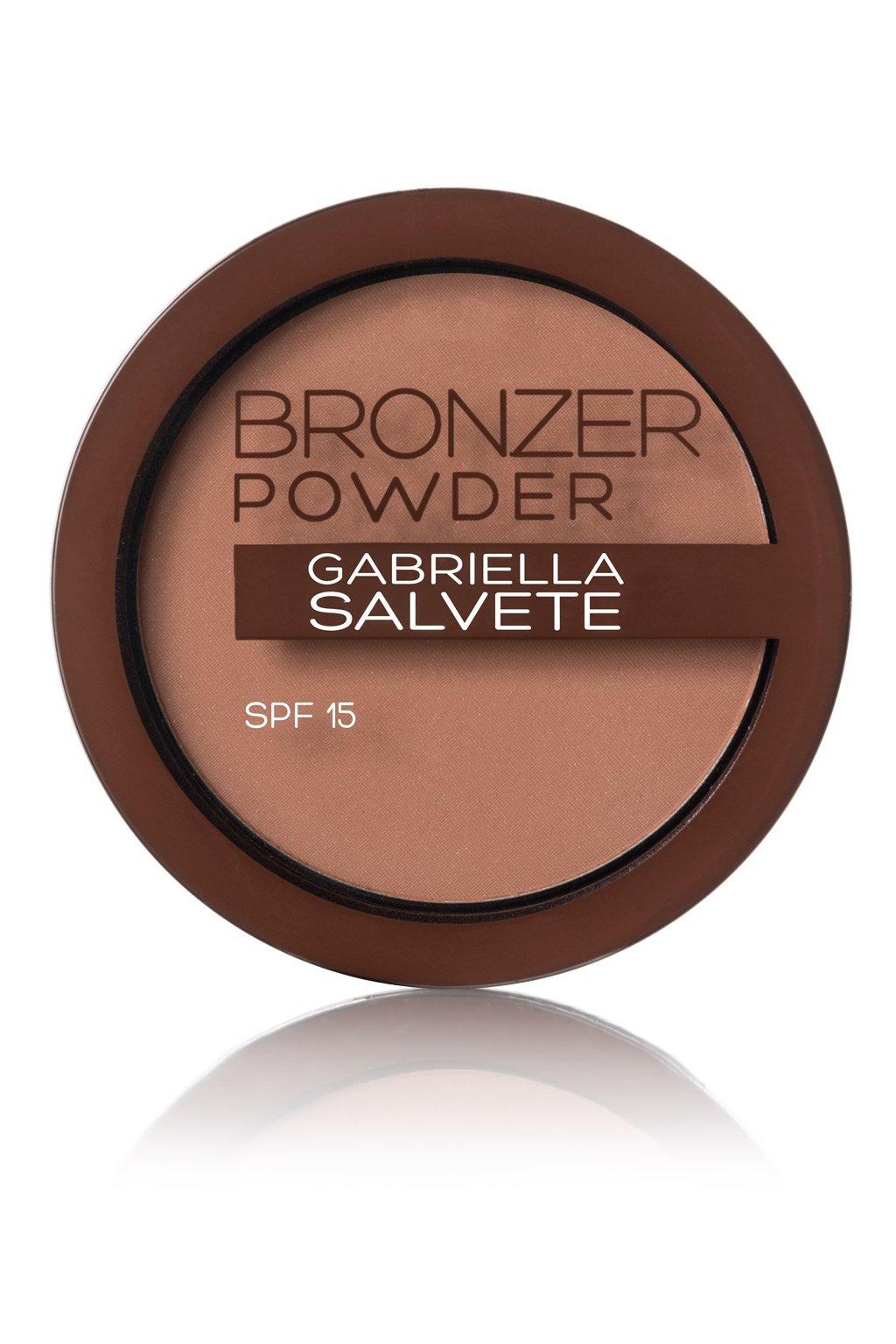gabriella salvete bronzujici pudr spf 15 bronzer powder 8 g odstin 01
