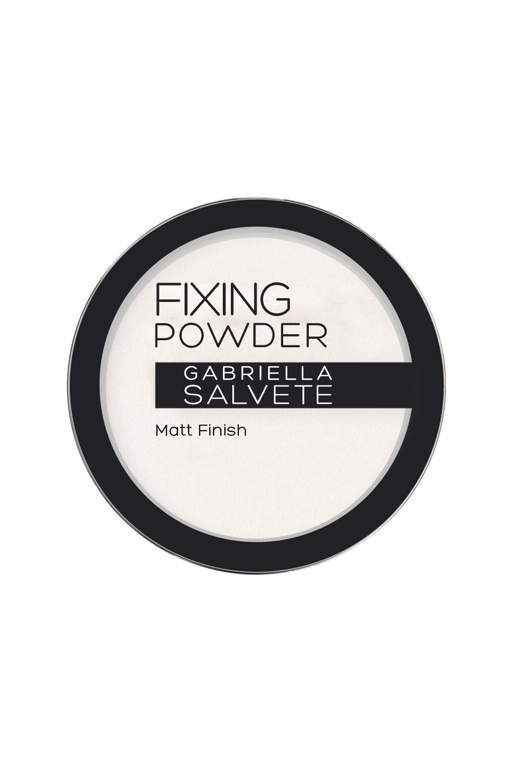 gabriella salvete zmatnujici fixacni pudr fixing powder matt finish 9 g
