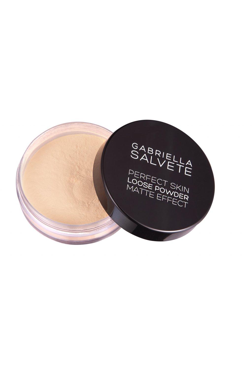 gabriella salvete perfect skin loose powder pudr pro zeny 6 5 g odstin 01