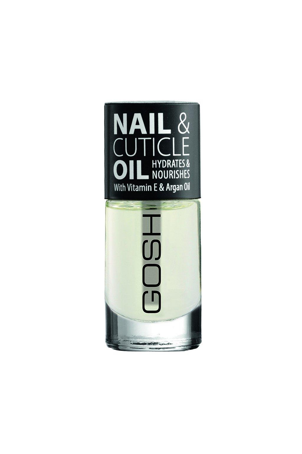gosh nail and cuticle olej na nehtovou kuzicku