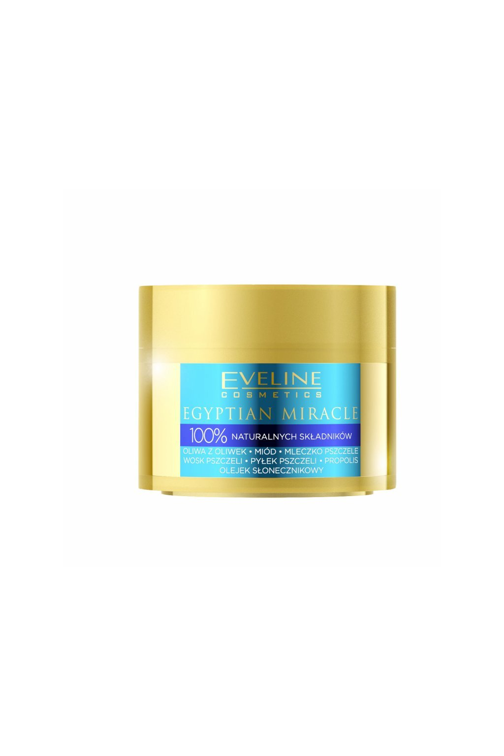 eveline cosmetics egyptian miracle multifunkcni krem