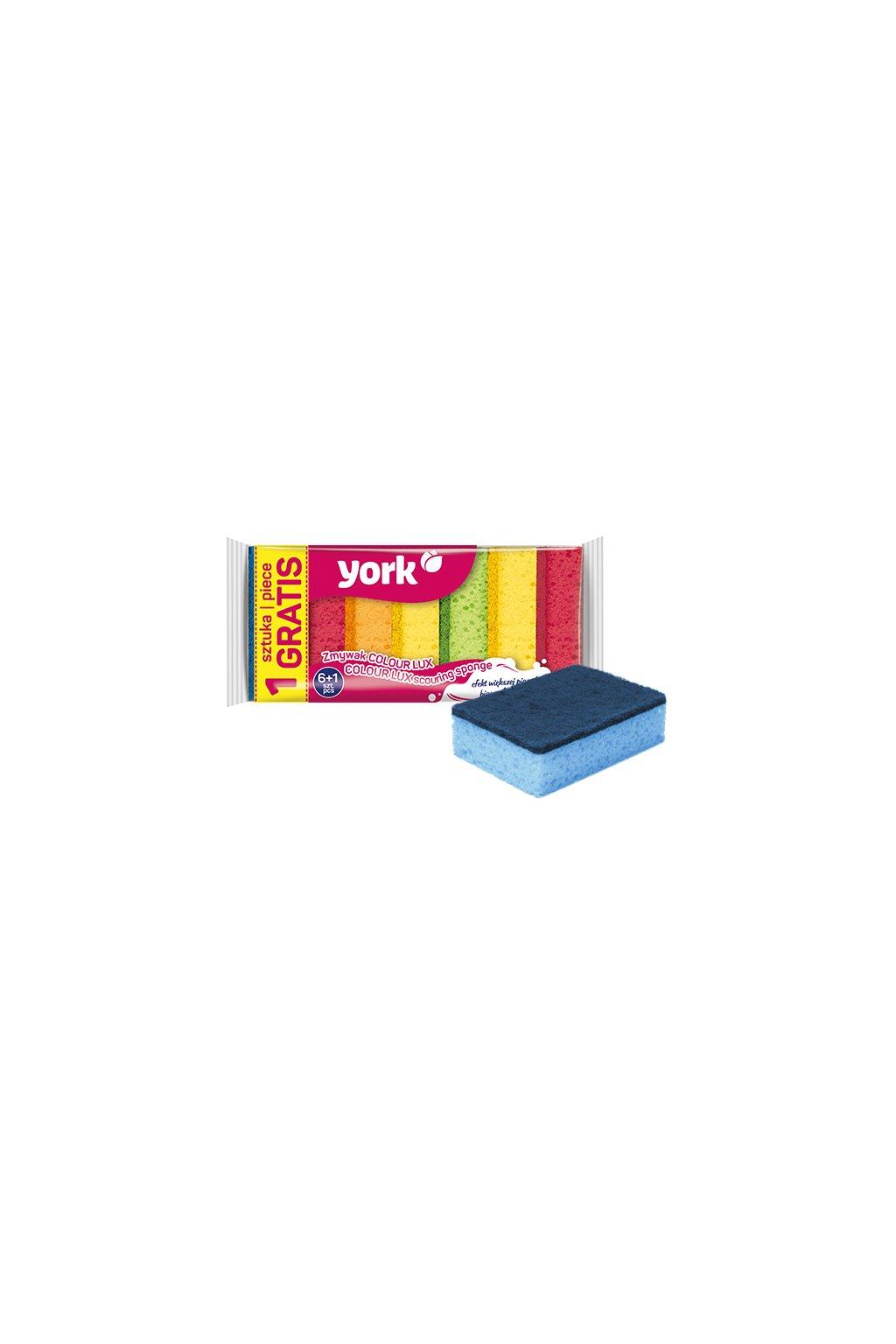 YR3018 york houbicky na nadobi 7 ks