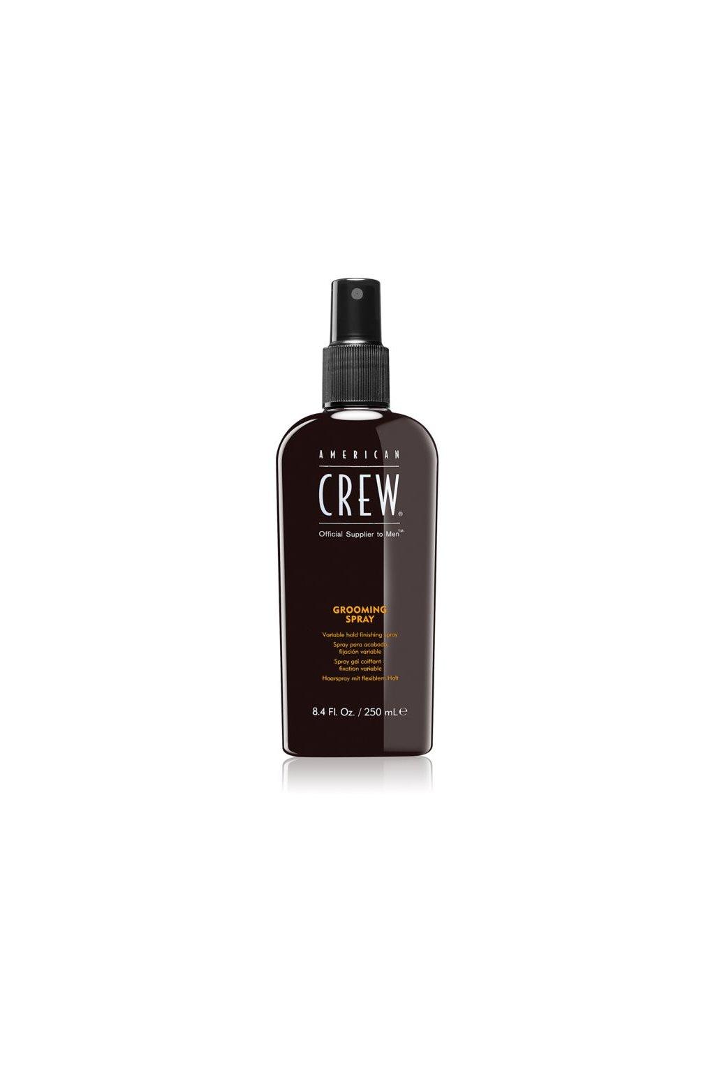 american crew styling grooming spray tvarujici sprej pro pruzne zpevneni 250 ml
