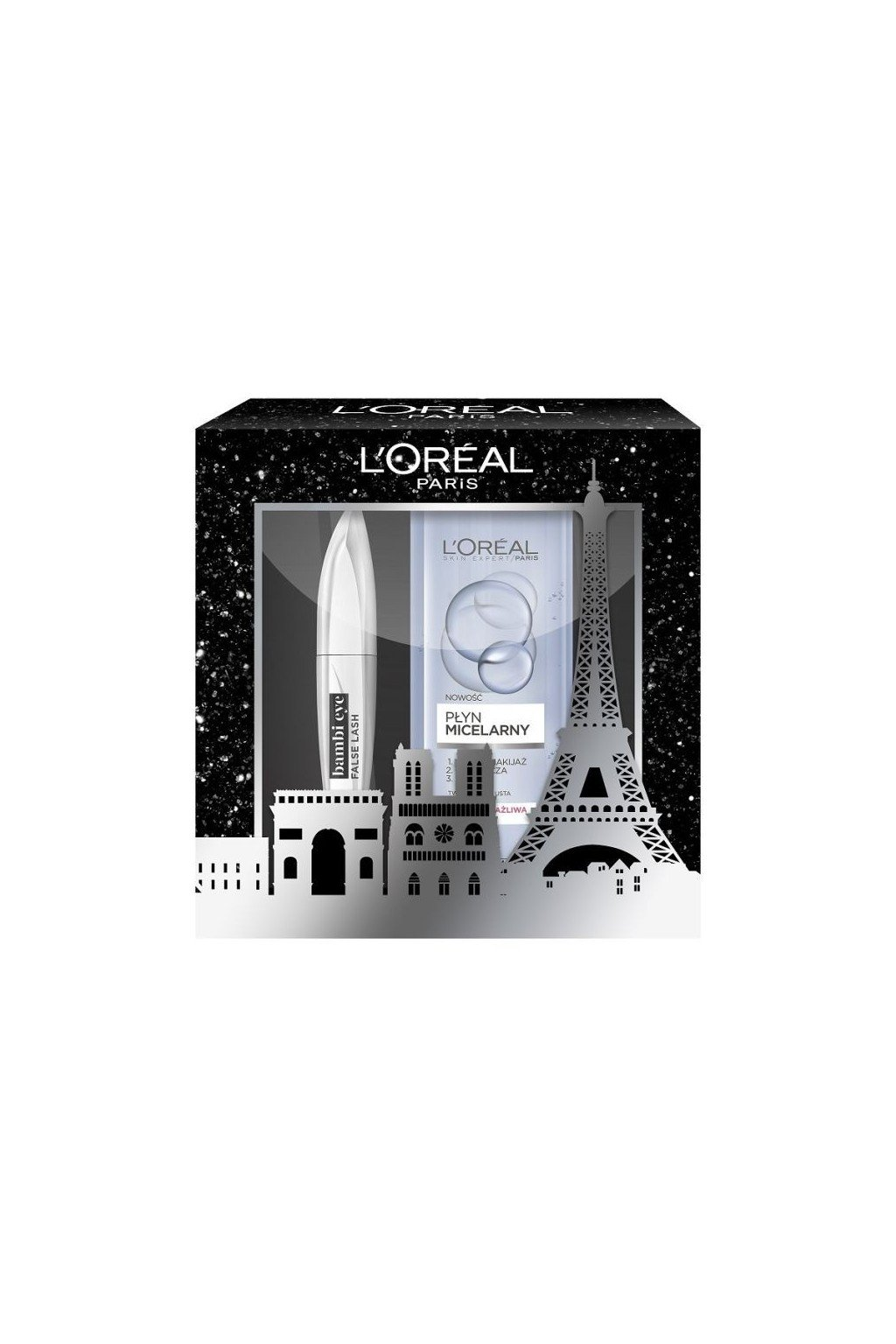loreal false lash bambi rasenka black micelarni voda 400ml