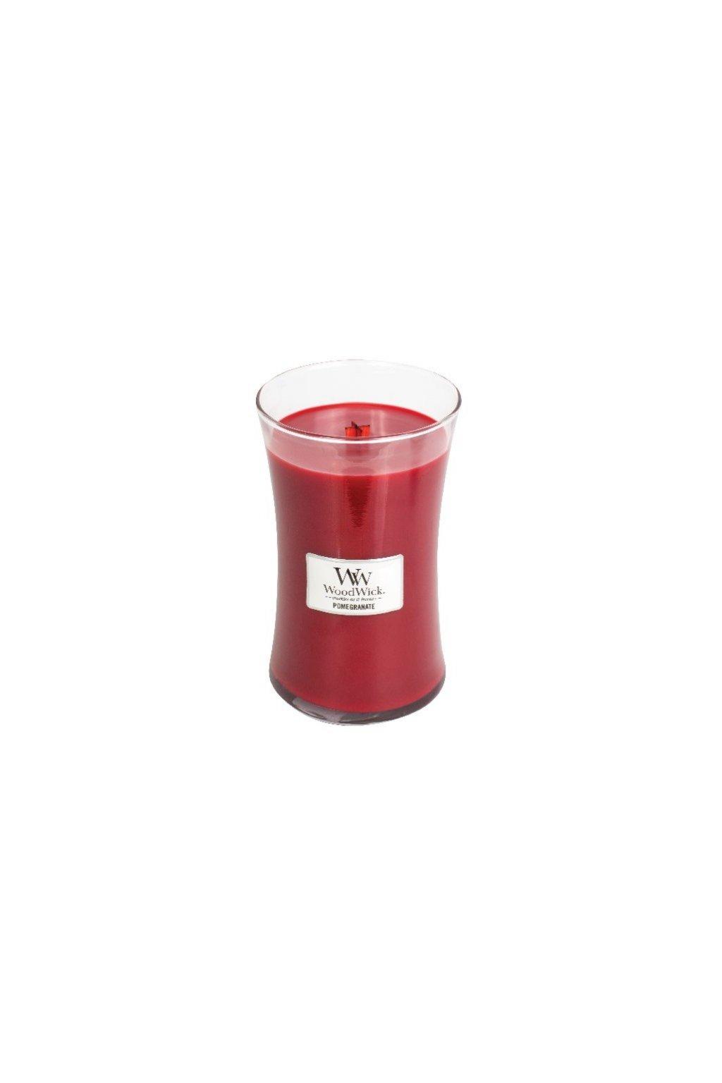 woodwick vonna svicka velka vaza pomegranate 609 g 1