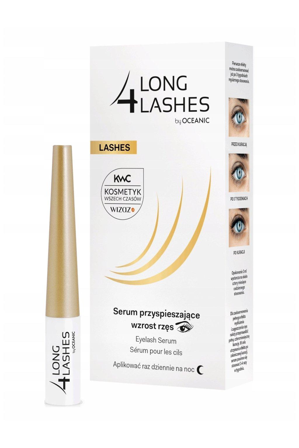 long 4 lashes lash multiaktivni serum na rasy