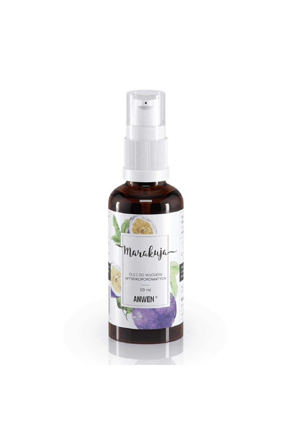 Anwen hair oil marakuja vlasovy olej s prichuti marakuje 50 ML