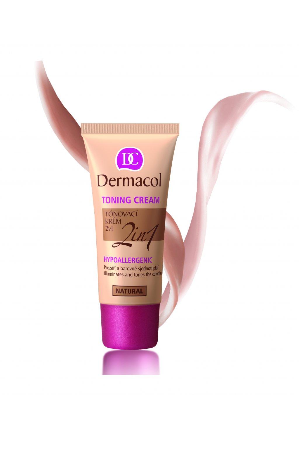 dermacol toning cream 2in1 30ml
