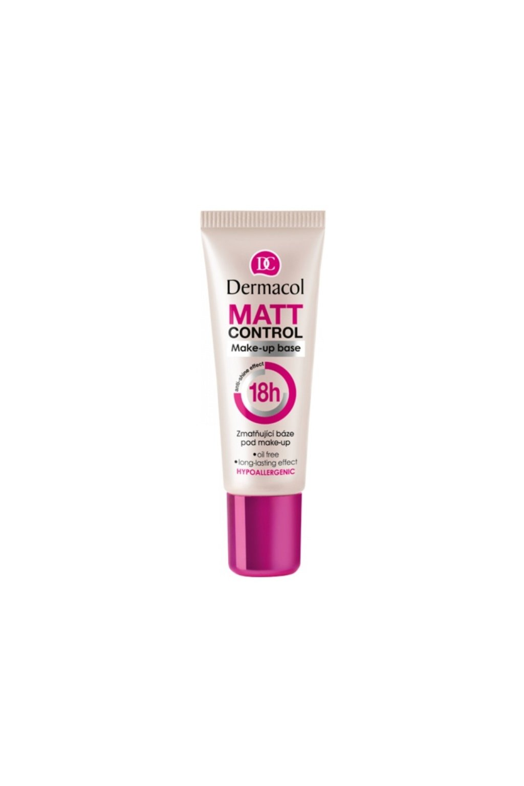 dermacol matt control zmatnujici baze pod make up 24 1