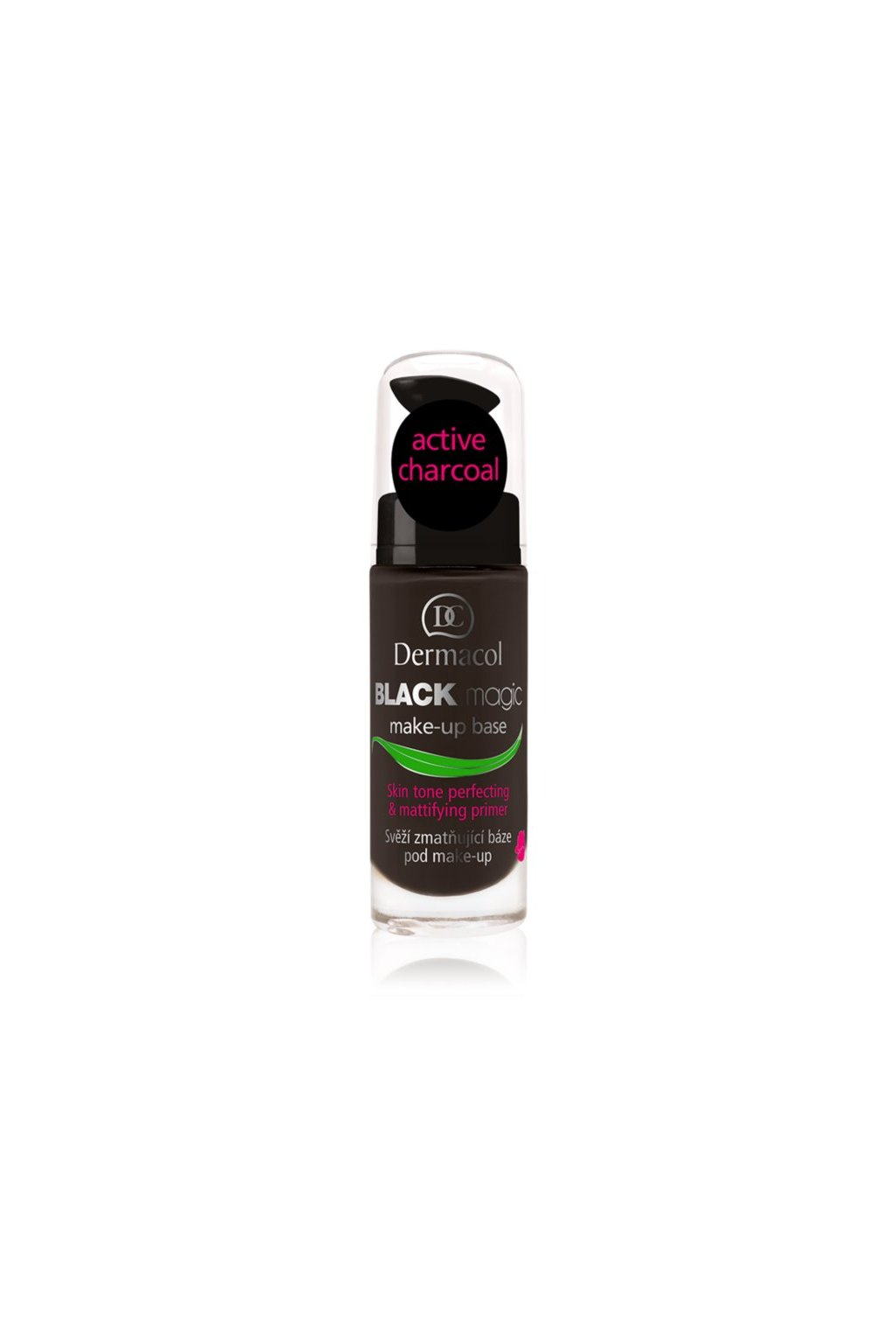 dermacol black magic zmatnujici baze pod make up 1