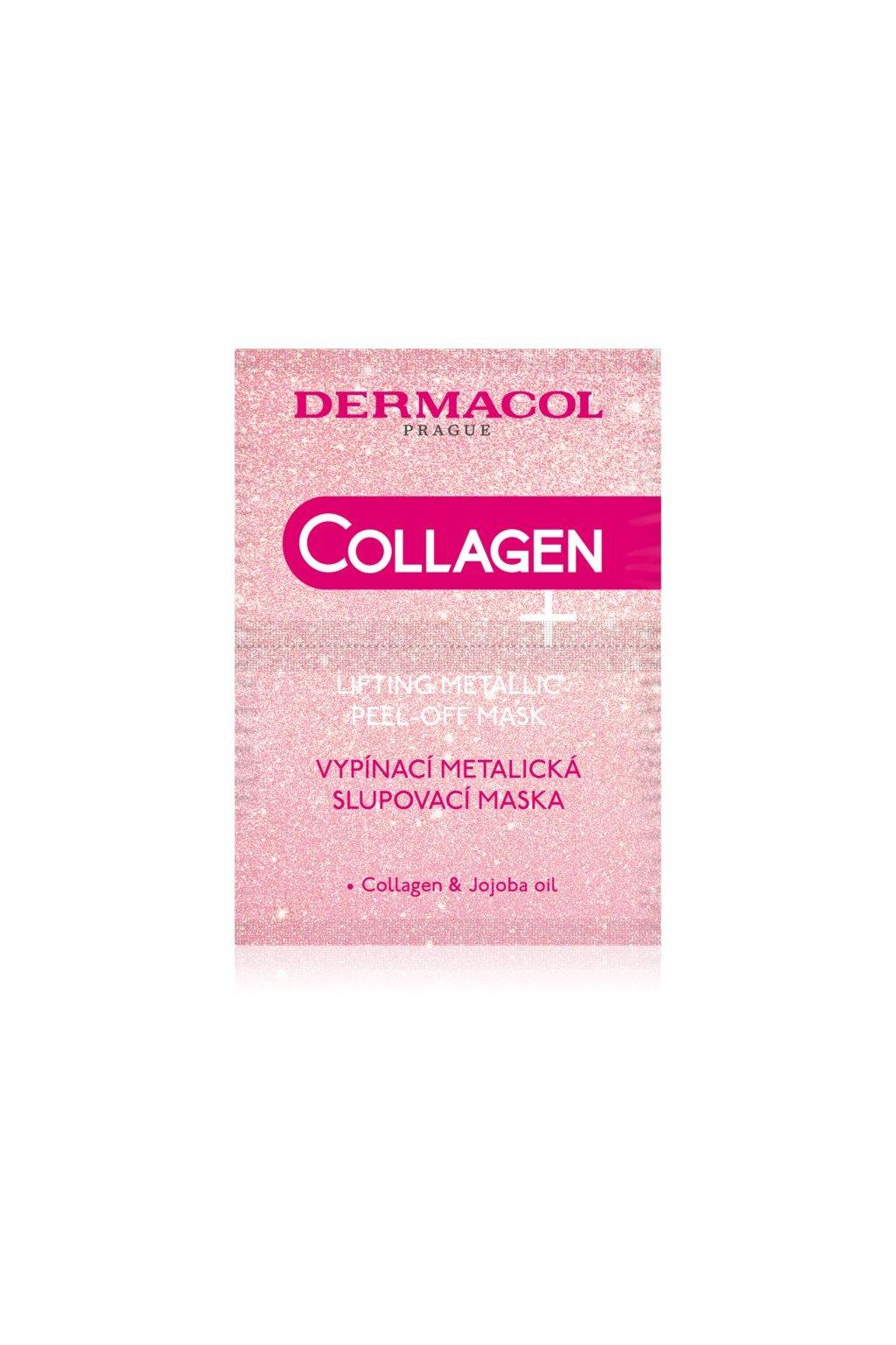 dermacol collagen liftingova slupovaci maska