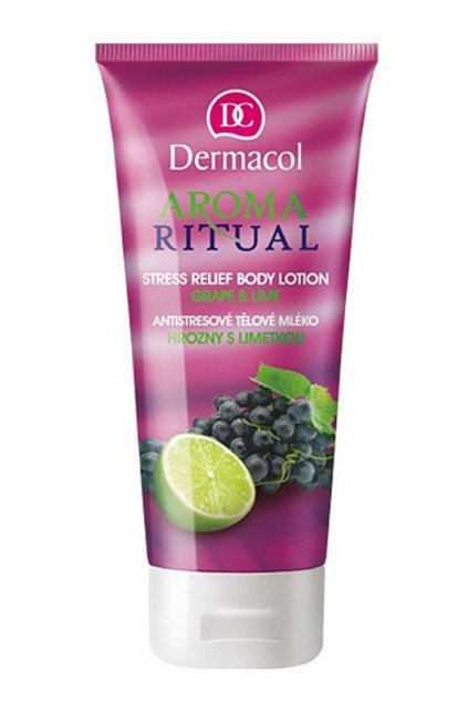dermacol aroma ritual antistresove telove mleko 24
