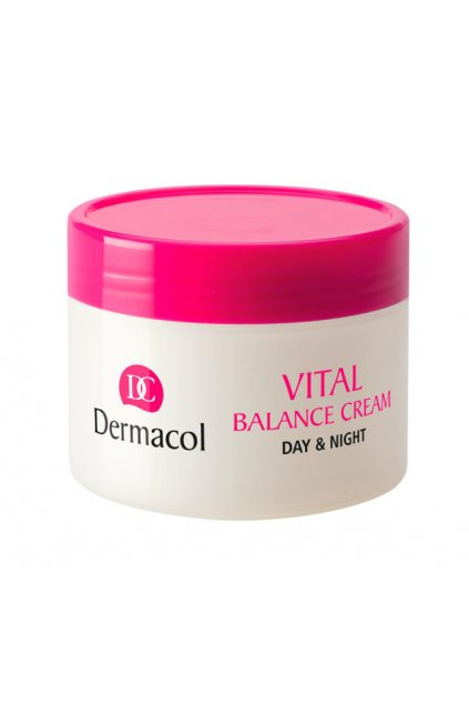 dermacol vital balance cream day night kelimek