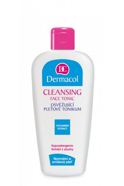 dermacol cleansing face tonic pletove tonikum