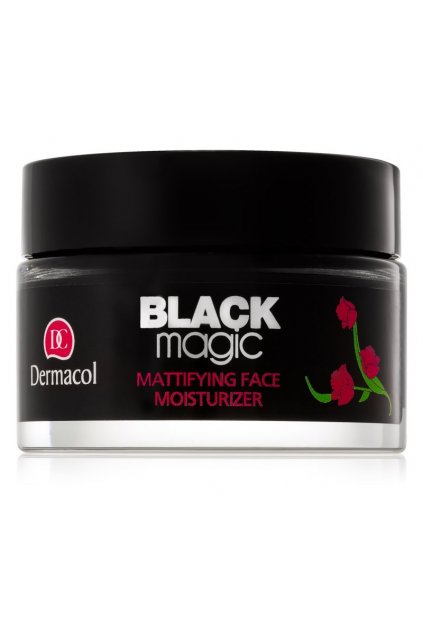 dermacol black magic zmatnujici hydratacni gel