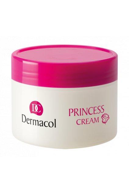 dermacol princess cream vyzivny krem proti vysusovani pleti s vytazky morskych ras