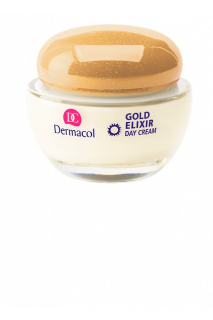 dermacol gold elixir caviar day cream omlazujici kaviarovy denni krem