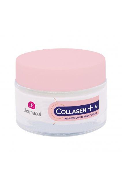 dermacol collagen intenzivni omlazujici nocni krem 50 ml