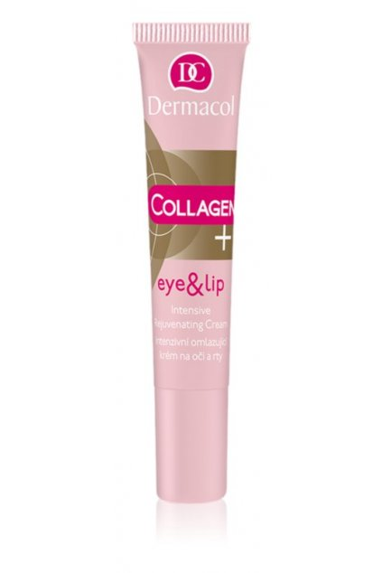 dermacol collagen intenzivni omlazujici krem na oci a rty