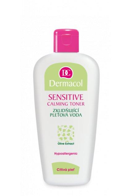 dermacol sensitive calming toner zklidnujici pletova voda pro citlivou plet