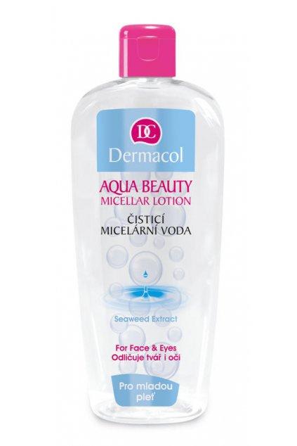 dermacol aqua beauty micellar lotion cistici micelarni voda
