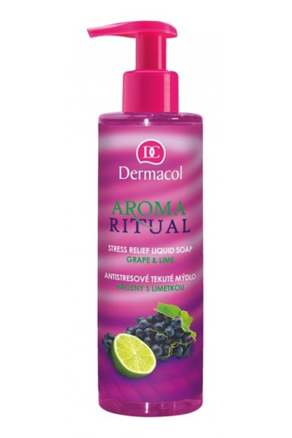 dermacol aroma ritual antistresove tekute mydlo s pumpickou 10