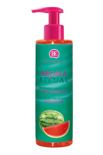 dermacol aroma ritual osvezujici tekute mydlo s pumpickou 10