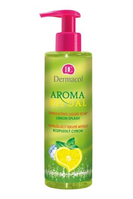 dermacol aroma ritual vzpruzujici tekute mydlo s pumpickou 10