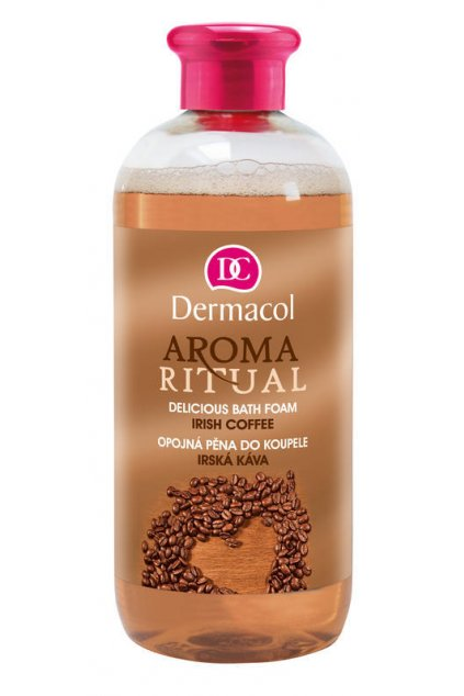 dermacol aroma ritual bath foam irish coffee pena do koupele irska kava