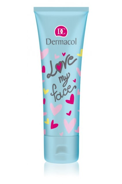 dermacol love my face hydratacni krem pro mladou plet na den i noc