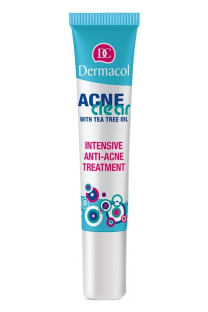 dermacol acneclear intenzivni pece pro problematickou plet 14