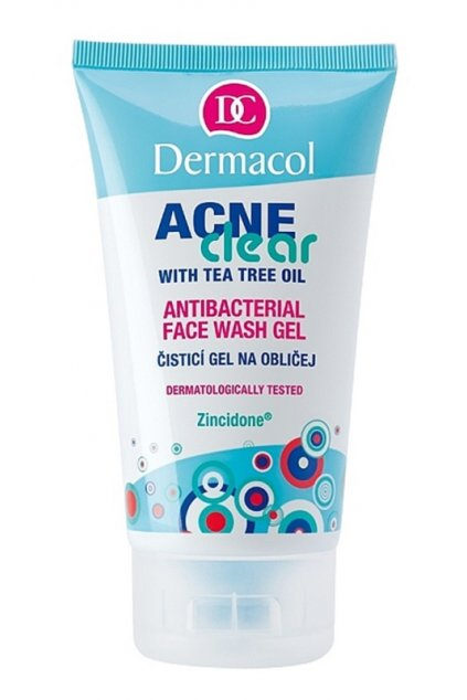 dermacol acneclear cistici gel pro problematickou plet akne 24