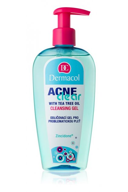 dermacol acneclear odlicovaci cistici gel pro problematickou plet 15