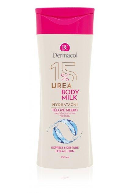 dermacol body care urea hydratacni telove mleko pro vsechny typy pokozky 5