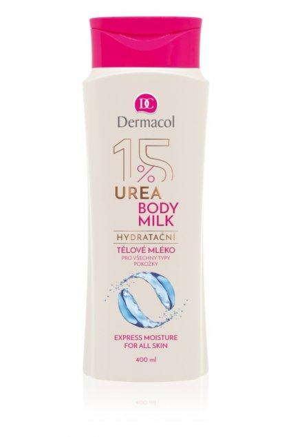 dermacol body care urea hydratacni telove mleko pro vsechny typy pokozky 5 1