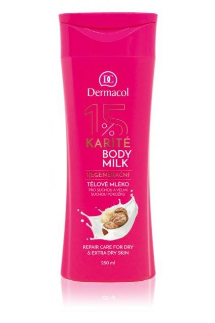 dermacol body care karite regeneracni telove mleko pro suchou az velmi suchou pokozku 5