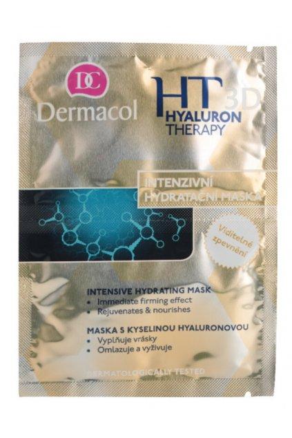 dermacol ht 3d intenzivni hydratacni maska s kyselinou hyaluronovou 15
