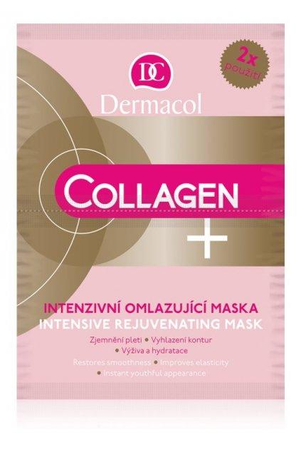 dermacol collagen omlazujici maska