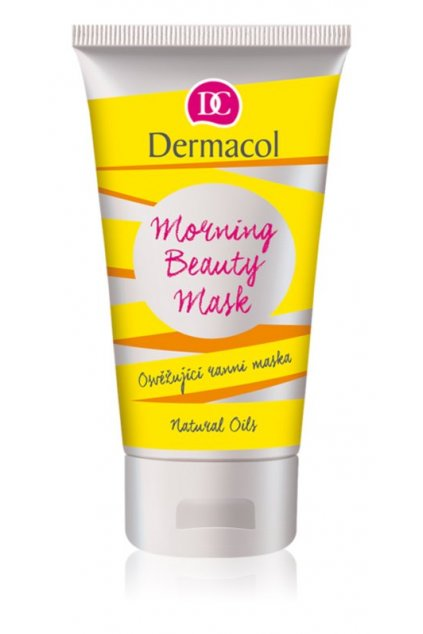 dermacol morning beauty mask osvezujici ranni maska