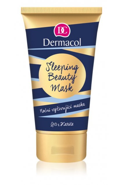dermacol sleeping beauty mask nocni vyzivujici maska