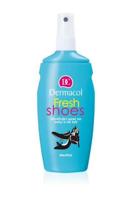dermacol fresh shoes sprej do bot