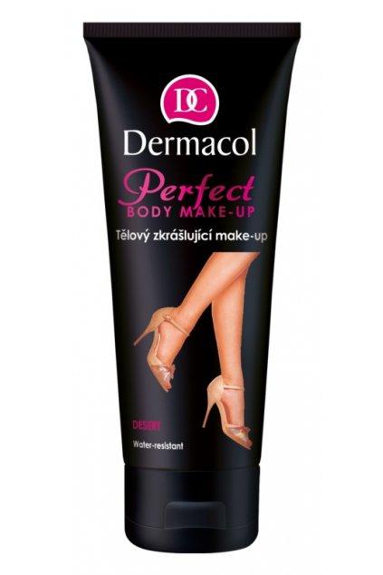 dermacol perfect vodeodolny telovy zkraslujici make up