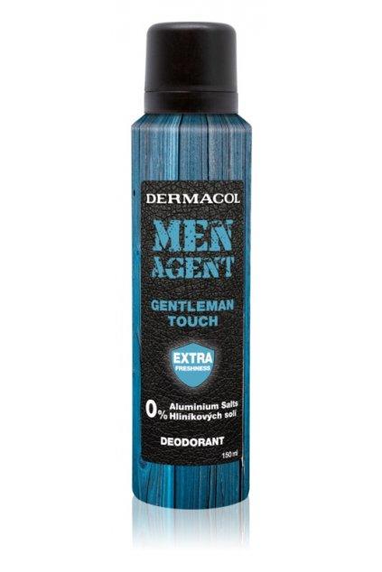 dermacol men agent gentleman touch deodorant ve spreji 5
