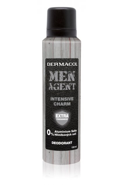 dermacol men agent intensive charm deodorant ve spreji 2